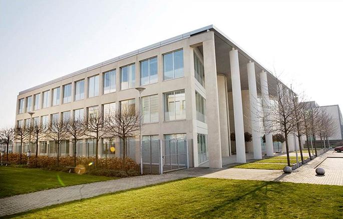 Building of Ipsen in UK
