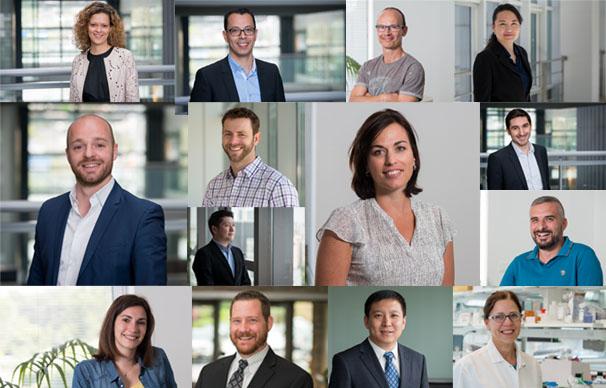 Employees of Ipsen Group